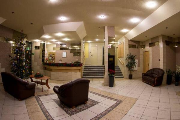 Hotel leśny 12